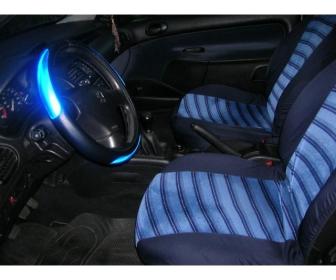 Peugeot 206 Quiksilver Gris Bon Etat Diesel 3