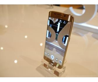 Samsung S6 EDGE occasion 1
