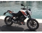 Moto occasion KTM 125 Cm3 à Hainaut