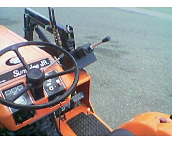 Don de mon Micro tracteur kubota occ + chargeur à Liège 2