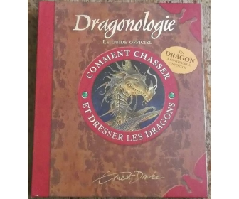 LIvre Comment chasser et dresser les dragons 1