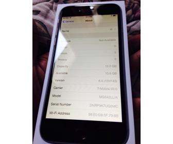 iPhone 6 plus 64GB état neuf Bruxelles 2