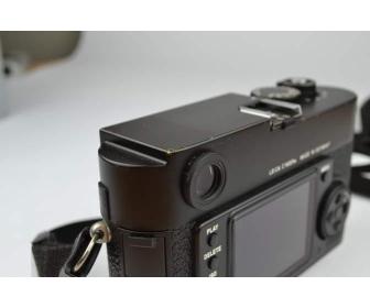 LEICA M9 noir nouveau capteur 2