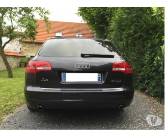 audi a6 avant 3 0 tdi quattro business line 240 cv puissance admin. Black Bedroom Furniture Sets. Home Design Ideas