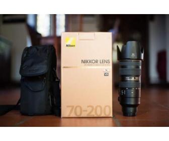 Nikon 70-200 f2, 8 VR2 1