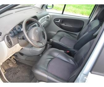 Renault Megane 1,6 16 107 hk PEN BIL MASSE UTSTYR 3