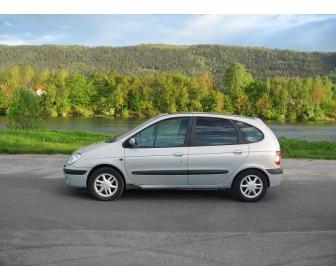 Renault Megane 1,6 16 107 hk PEN BIL MASSE UTSTYR 1