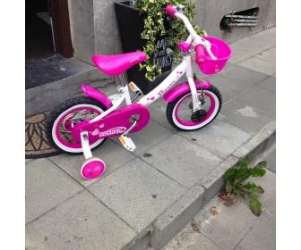 Vélo occasion pour petite fille à Hainaut 1