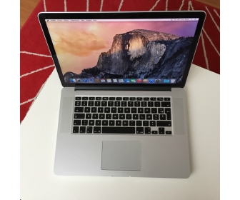 MacBook Pro Retina occasion 15 pouces 4