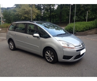 Voiture Citroen occasion Grand C4 Picasso 1.6 hdi