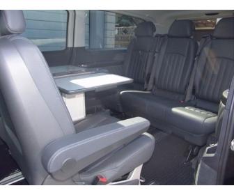 Mercedes Viano ambiante extra-long cdi 3