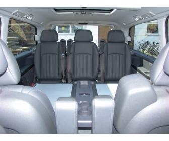 Mercedes Viano ambiante extra-long cdi 2