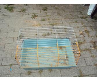 Cage pour rongeur 1