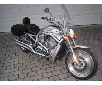 Harley-Davidson V-rod 1
