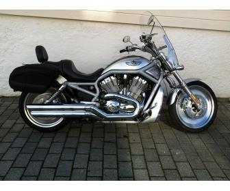 Harley-Davidson V-rod 3