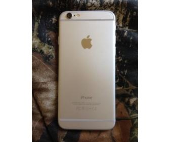 iPhone 6 occasion 16 Go blanc 2
