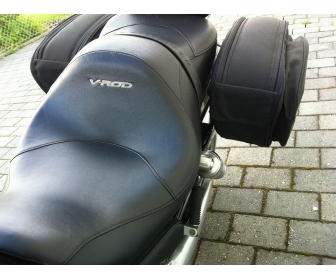Harley-Davidson V-rod 4