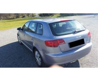 Audi A3 1,9TDI occasion à vendre 2