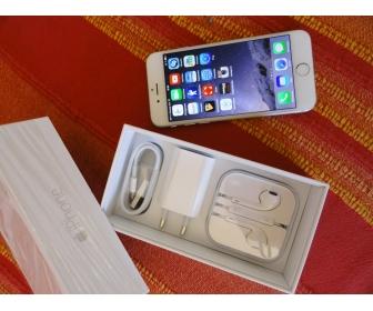 iPhone 6 neuf 128go blanc débloqué garantie 2ans 1