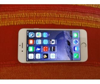 iPhone 6 neuf 128go blanc débloqué garantie 2ans 2