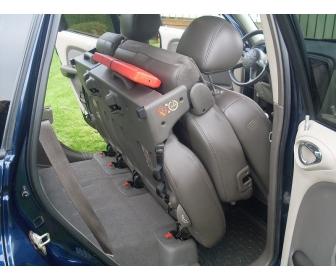 Superbe Chrysler PT Cruiser 2.2 Turbo CRD 16v Limited 3