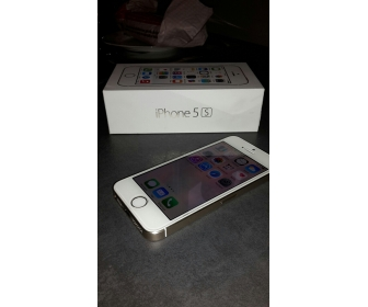 iPhone 5s occasion gold 32gb 3