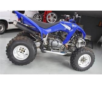 Quad raptor ATV Yamaha YFM 350 R 2