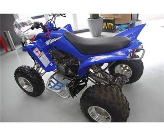 Quad raptor ATV Yamaha YFM 350 R 1