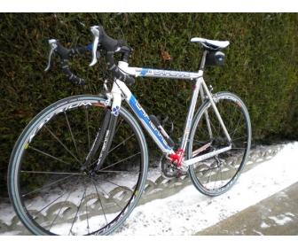 Vélo de route lapierre cadre alu taille 53cms 2