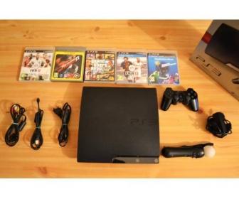 Wii + 2 Wimottes + 2 Nunchucks + 5 Jeux 1