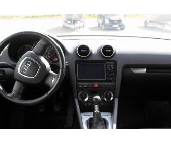 Audi A3 Sportback 1,4 TFSI 1