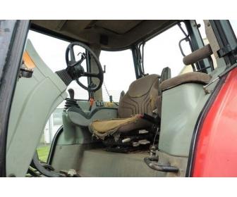 Tracteur agricole Massey Ferguson 6270 2