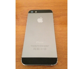 Smartphone Apple iPhone 5s - 16 Go - Gris Sidéral 3