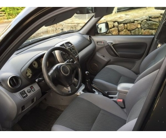 Voiture occasion Toyota RAV4 115 D-4D GX (8 CV) 2