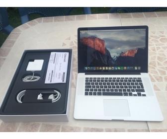 MacBook Pro Retina 15 - i7 1