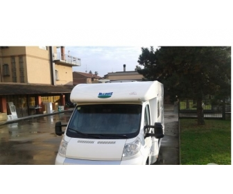 Camping-car Fiat Ducato 2300 Diesel 2