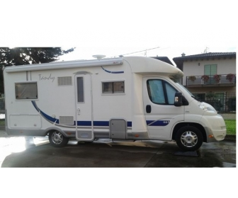 Camping-car Fiat Ducato 2300 Diesel 1