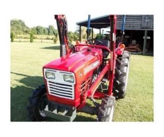 Tracteur agricole Yanmar 3110D 1