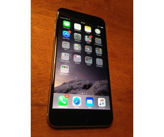 Apple Iphone 6 Plus Gris Sidéral / 16GO / avec facture et sous garanti 3