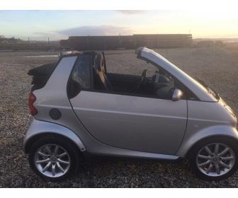 Smart Fortwo cabrio 2008, 114 000 km 3