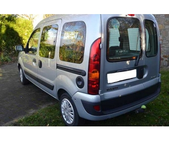 tr s belle renault kangoo occasion. Black Bedroom Furniture Sets. Home Design Ideas