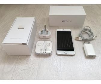 iPhone 6 64GB Argent neuf pour noèl 1