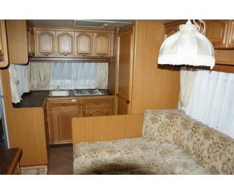 Caravane Hobby Prestige 1997 double essieux 3
