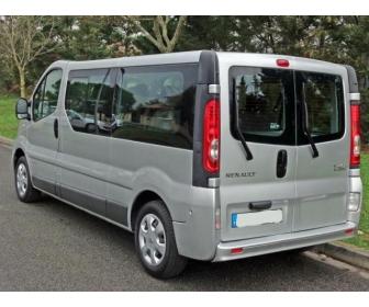 Renault Trafic passenger 2.0 dci 115 l2h1 Diesel 1