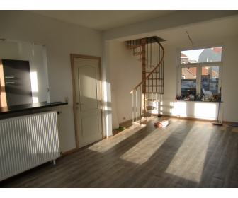 Duplex 2 chambres 80m²à louer Liège 2