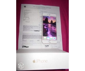 Iphone 6 plus occasion 128 go 1