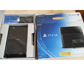 PlayStation 4 occasion - 500 Go sony 3