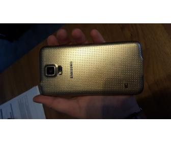 Samsung S5 occasion  � vendre 2
