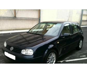 Volkswagen golf IV 1.9 tdi 1