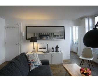 Appartement 2 pièces de 30m² à louer Liège Belgique 1